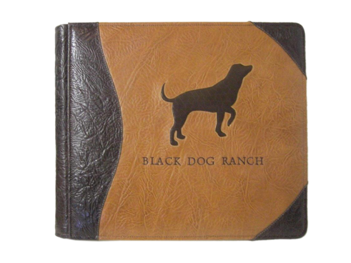 Powell Leather Photo Albums